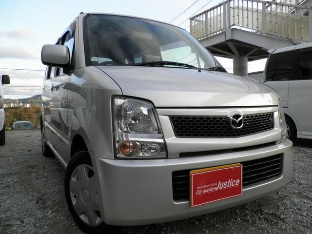 マツダ FXディーラー車 ポータブルナビETC キーレス Tチェーン