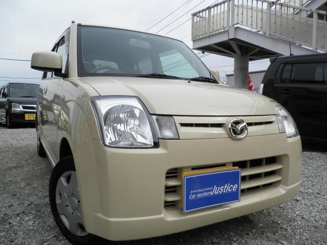 マツダ Gスペシャル ディーラーメンテ車 キーレス 電動格納ミラー