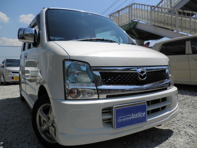 マツダ FX-S ワンオーナー ディーラーメンテ車 ETC キーレス