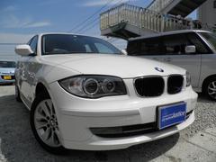 BMW116正規ディーラーメンテ車ワンオーナ禁煙車ガラスコート