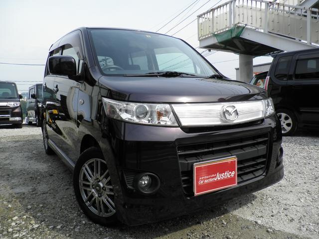 マツダ XS 4WDシートヒータETCスマートキーTチェーン 禁煙車