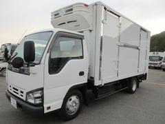 エルフトラック冷凍車 垂直PG付