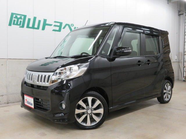 「三菱」「eKスペースカスタム」「コンパクトカー」「岡山県」の中古車