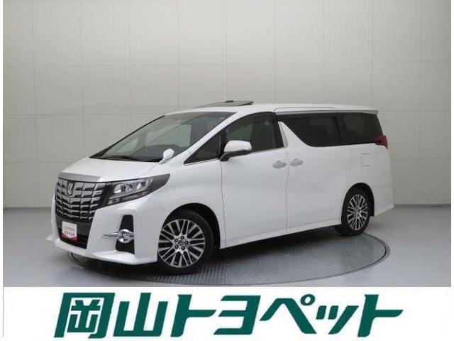 トヨタ 2.5S Cパッケージ ナビゲーション 後席モニター サンルーフ 1年保証付