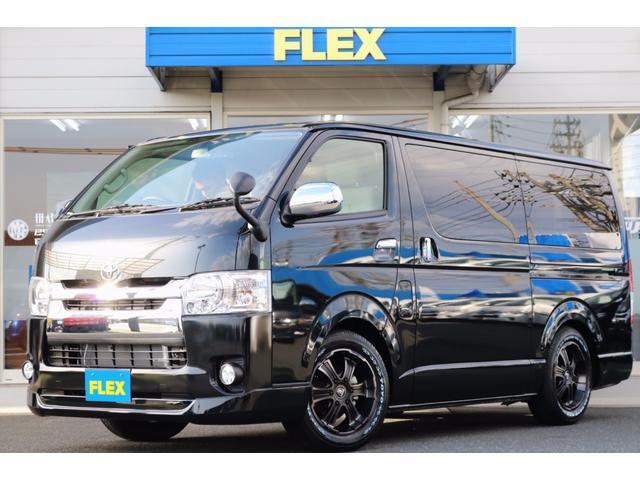 トヨタ ロングスーパーGL ROOM-CAR03 2段ベット ナビ