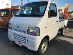 キャリイトラック4WD MT 軽トラック TV ナビ