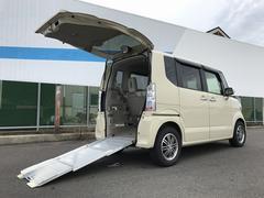 N BOX+G・Lパッケージ スローパー 福祉車両 車イス 電動スライド