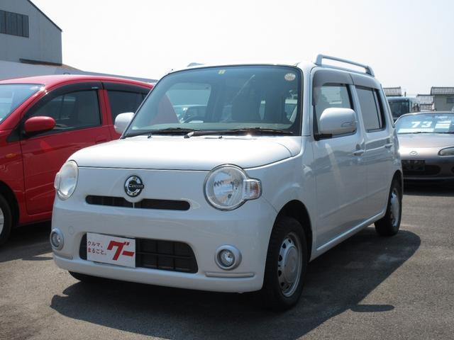 ダイハツ ココアプラスX CD スマートキー オートAC 軽自動車