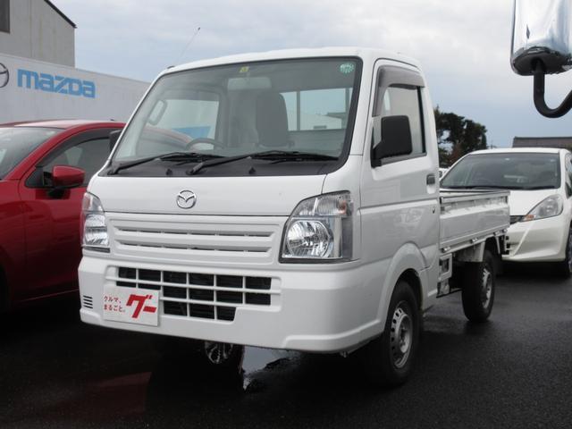 マツダ KCエアコン・パワステ 5速マニュアル 軽トラ 軽自動車