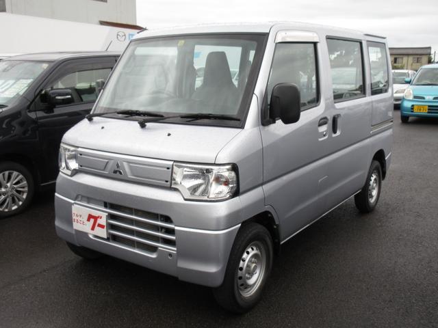 三菱 ベースグレード 4WD 5MT エアコン パワステ