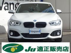 BMW118i Mスポーツ 純正オプション18インチアルミ LED