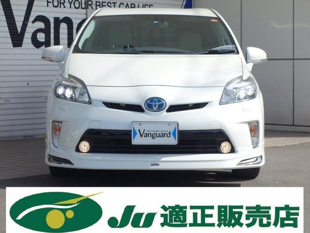 トヨタ Gツーリングセレクションレザーパッケージ モデリスタ LED