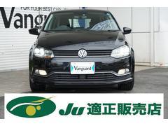 VW ポロTSIハイライン 純正ナビTV クルーズコントロール LED