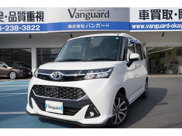 トヨタ カスタムG-T アルパイン9型ナビTV スマートアシスト2