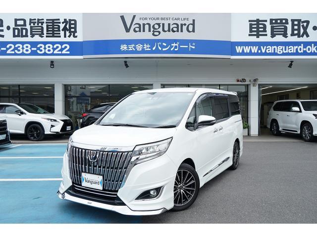 トヨタ Giプレミアムパッケージ モデリスタ アルパイン製ツインナビ