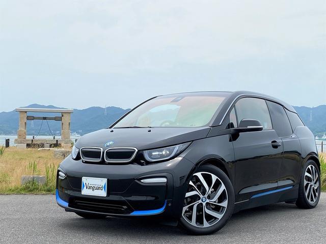 i3(BMW) レンジ・エクステンダー装備車 プラスパッケージ サーマルマネジメントパッケージ 10.2インチワイドディスプレイ HDDナビ バックビューカメラ 19インチアルミ 中古車画像