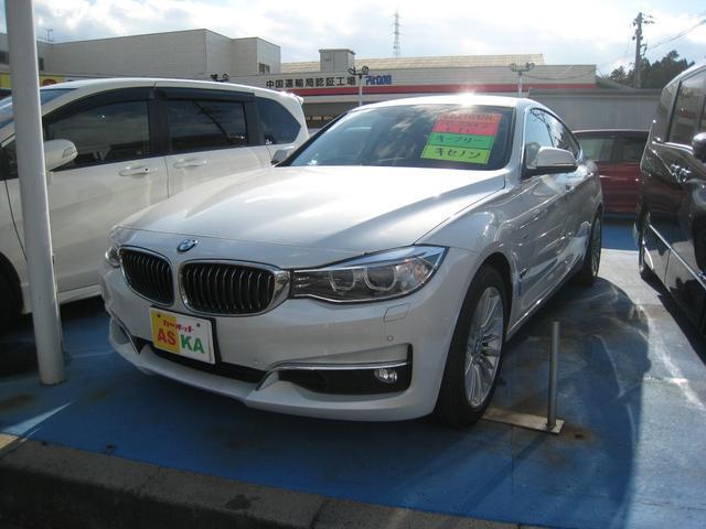 BMW 3シリーズ 335iグランツーリスモ HDDナビ ETC ...