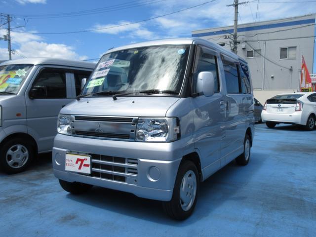 三菱 LX 4WD 5速MT エアコン パワーウィンドウ CD