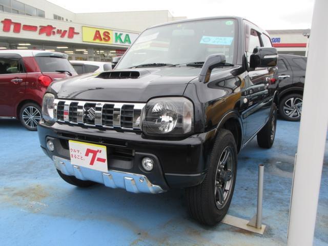 スズキ クロスアドベンチャー 4WD ナビ TV 16AW ETC