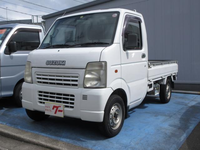 スズキ KCエアコン パワステ 4WD 5MT