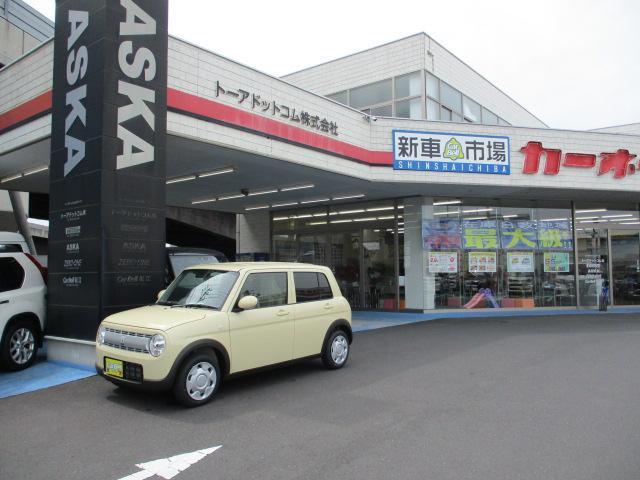 スズキ アルトラパン G 4WD G