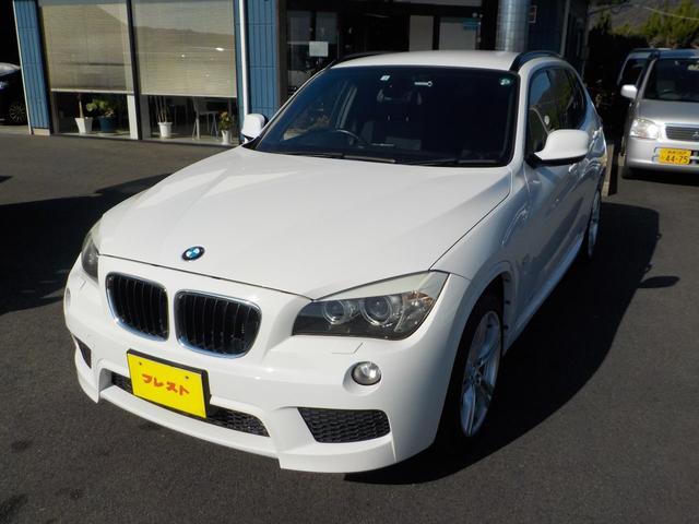 BMW sDrive 18i Mスポーツ 18インチアルミ、ドラレコETC