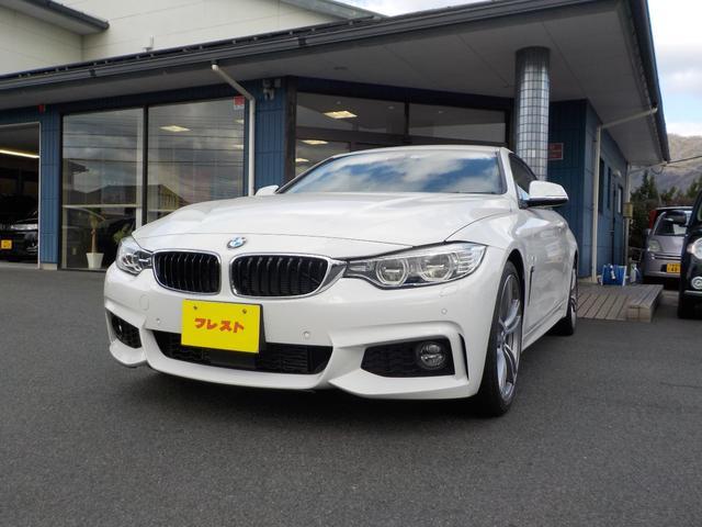 BMW 428iクーペ Mスポーツ レザーシート19インチアルミフルセグTVアクティブクルーズコントロール