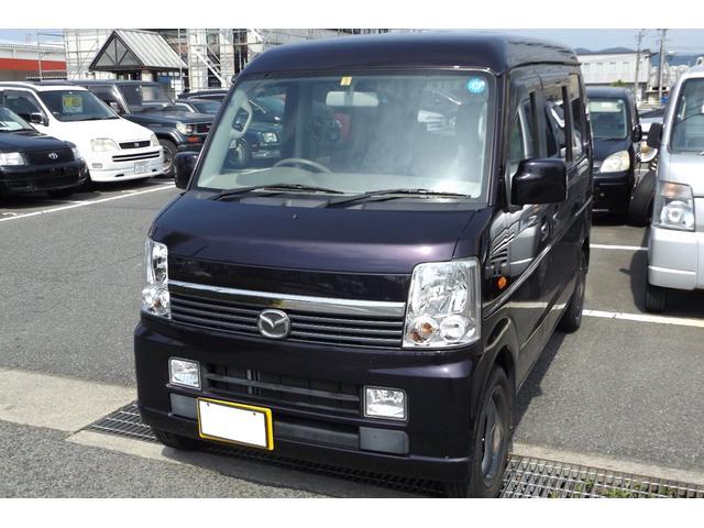 マツダ PXターボ 4WD