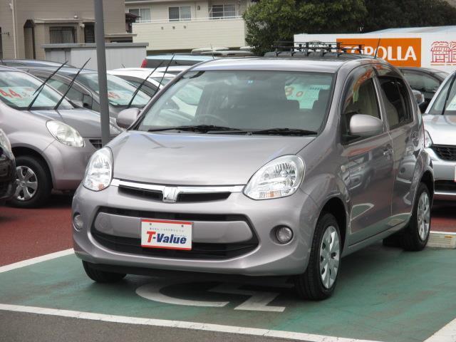 「トヨタ」「パッソ」「コンパクトカー」「山口県」の中古車