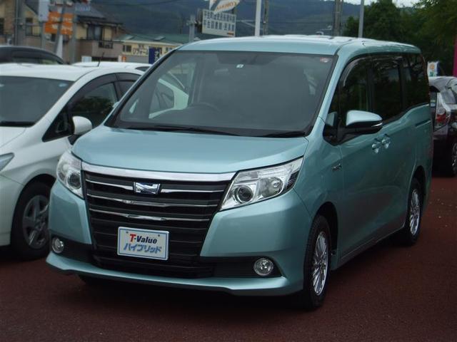 トヨタ ハイブリッドX ナビ付 ETC 純正アルミ ワンオーナー