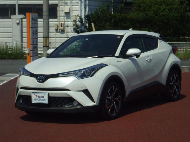 「トヨタ」「C-HR」「SUV・クロカン」「山口県」の中古車