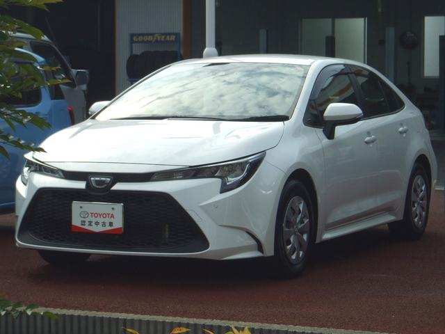 「トヨタ」「カローラ」「セダン」「山口県」の中古車