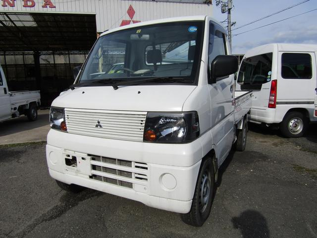 三菱 エアコン パワステ 4WD