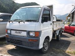 ハイゼットトラックダンプ 4WD エアコン 5MT