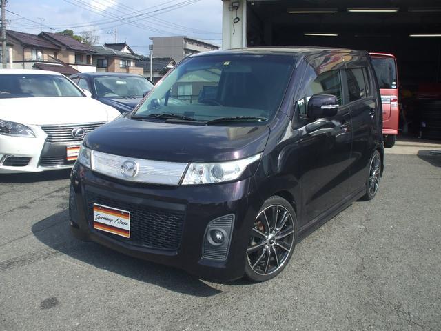 マツダ XT-L HDDナビ Bモニター 車高調