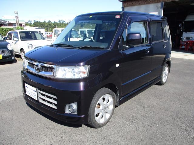 マツダ カスタムスタイルX HID スマートキー CDMD 軽自動車