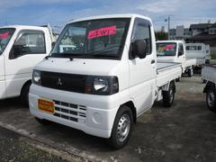 ミニキャブトラックVX−SE 4WD 5MT エアコン パワステ