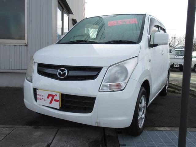 マツダ AZワゴン XG 4WD シートヒーター キーレス アルミ ETC