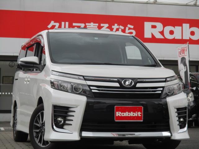 トヨタ ZS サンルーフ ワンオーナー 7人 BIGX10inナビ