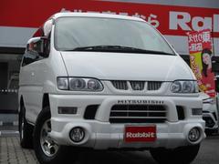 デリカスペースギアアクティブフィールドエディション 4WD ワンオーナー