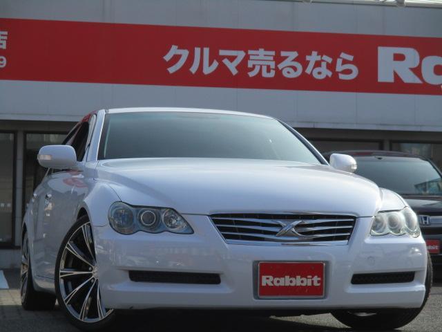 トヨタ 250G HDD ローダウン ヴェネルディ19inアルミ