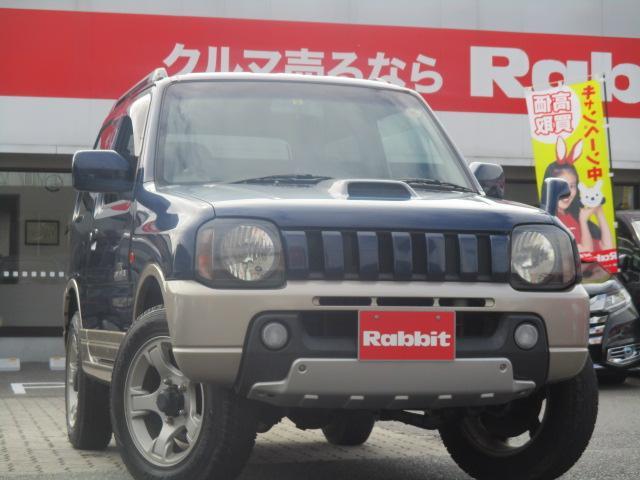 スズキ ジムニー ランドベンチャー 4WD ルーフレール シートヒーター