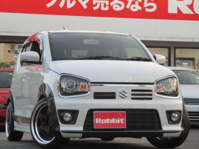 スズキ ベースグレード 4WD 5速MT ブリッツ車高調 ワンオーナー