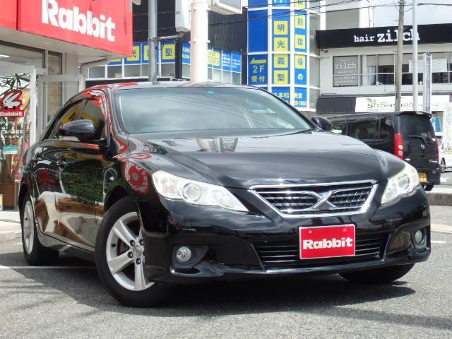 トヨタ マークX 250G リラックスセレクション 純正CD ETC