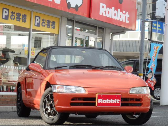 ホンダ ベースグレード 社外ステアリング ミラー型ドライブレコーダー 社外CD 社外マフラー 色替え車(元色:フェスティバルレッド)