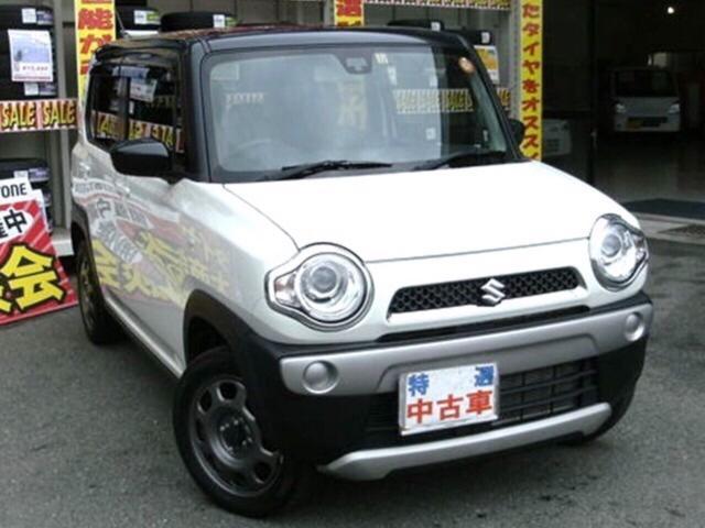 スズキ G 軽自動車 4WD ホワイトII CVT 保証付 AC