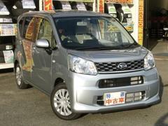 ムーヴL 軽自動車 4WD シルバー CVT 保証付 AC