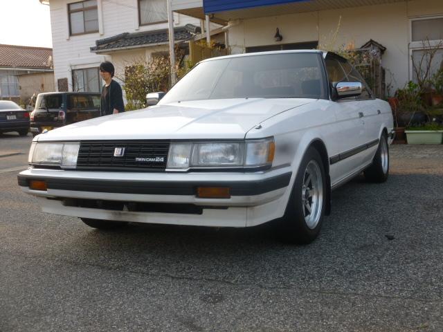 トヨタ グランデ ツインカム24