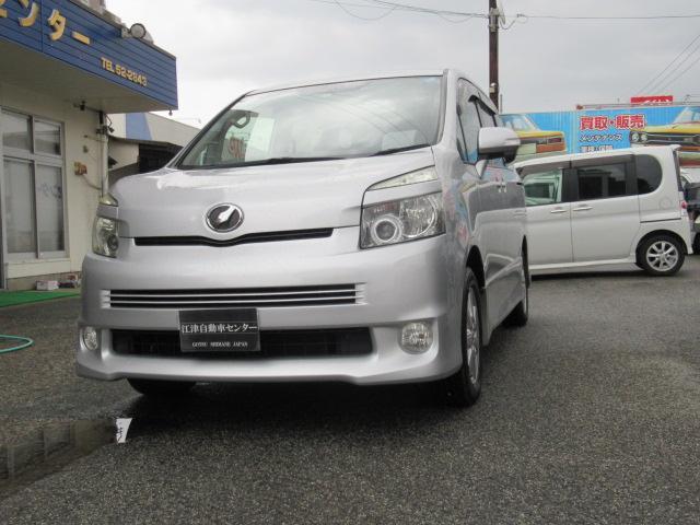 トヨタ Z パワースライドドア キーレス アルミ 車検整備付 ナビ