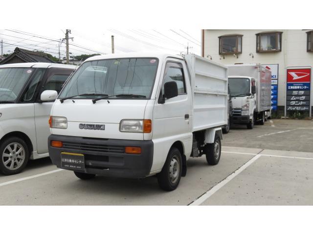 「スズキ」「キャリイトラック」「トラック」「島根県」の中古車
